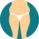 abdomen, belly, fat, fatty, obesity, shape, stomach icon