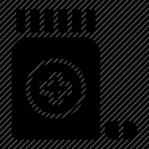 capsule, drug, drugs, medicine, pharmacy, pills icon
