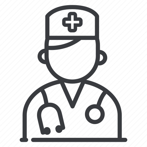 Doctor, healthcare, physician icon - Download on Iconfinder