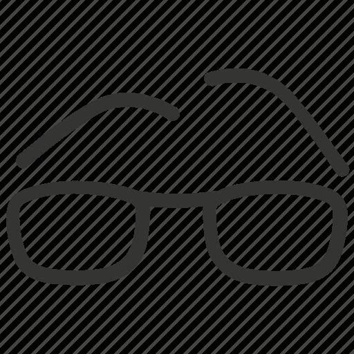 eye, eye glasses, eyeglasses, glass, glasses icon
