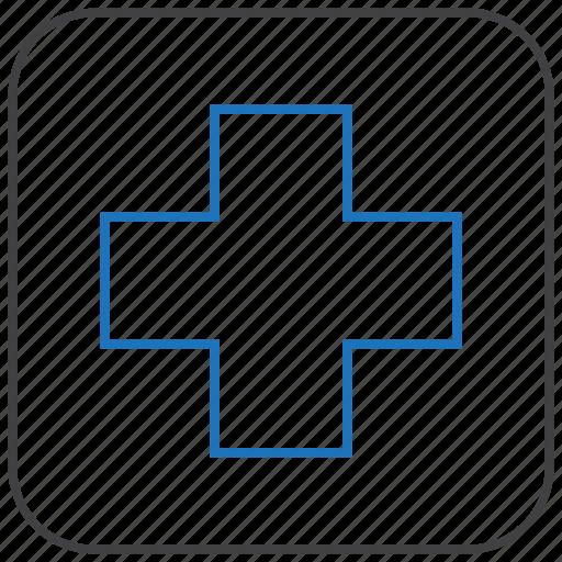 aid, healthcare, medical icon