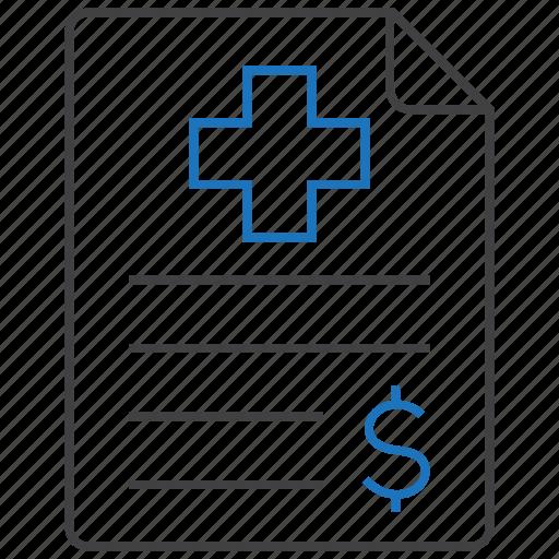 health, insurance icon