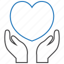 care, heart, love, romance, romantic icon
