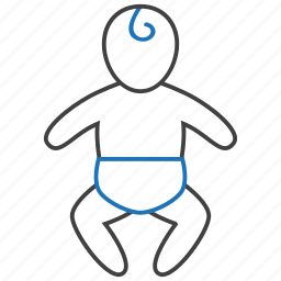 child, infant, pediatrics icon