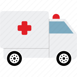 aid, ambulance, emergency, healthcare, hospital, medical, patient icon