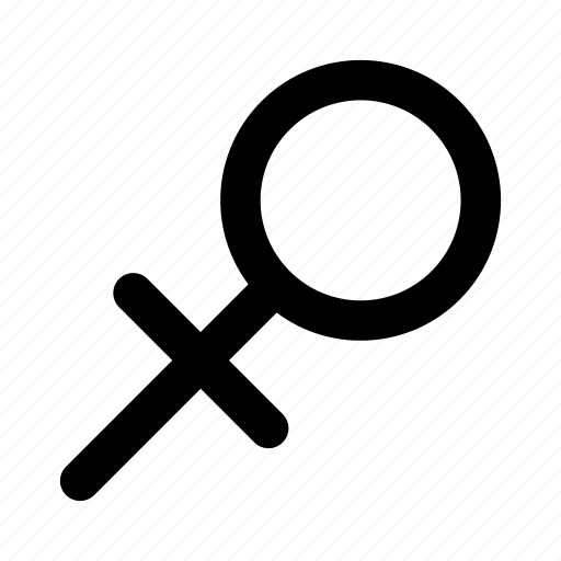 female, gender, girl, sex, sex distinction, sexuality, woman icon