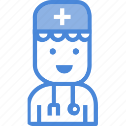 care, doctor, hospital, man, medical, treatment icon