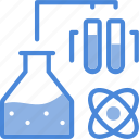 chemistry, lab, medical, research, science, test, tube icon