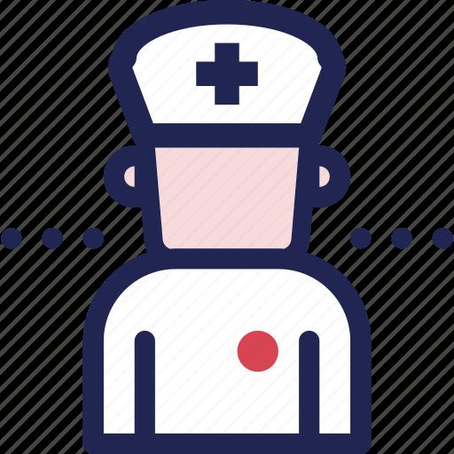 care, clinic, hospital, medical, nurse, service icon