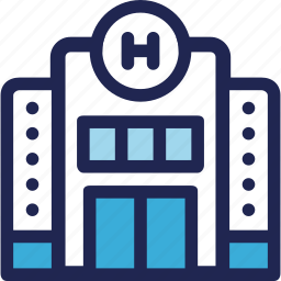 care, center, clinic, hospital, medical, treatment icon