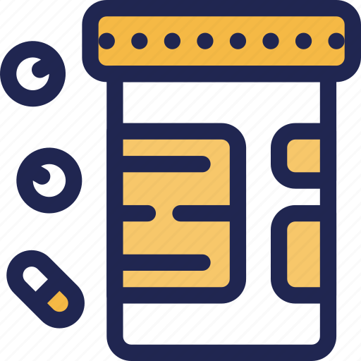 capsule, drug, hospital, medical, medicine, phama, tablet icon