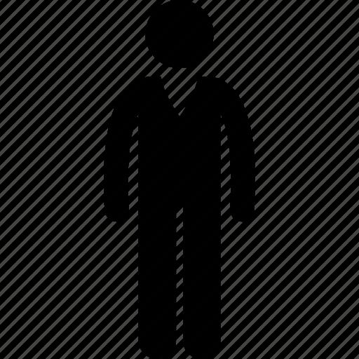 apparel, male, man, person, t-shirt, v-neck icon