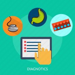 diagnotics, medicine, scan, screen, ultrasound, xray icon