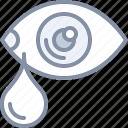 design, eye, health, hospital, medical, view icon