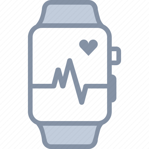 Health, heart, hospital, medical, monitor, pulse, watch icon - Download on Iconfinder