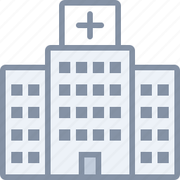 building, construction, emergency, health, hospital, medical icon
