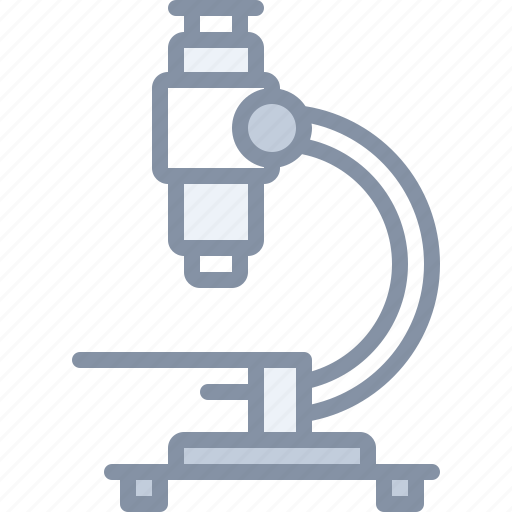 health, hospital, medical, microscope, research icon