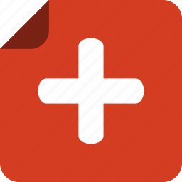 cross, first, hospital, hospitals, medical, pharmacy, signs icon