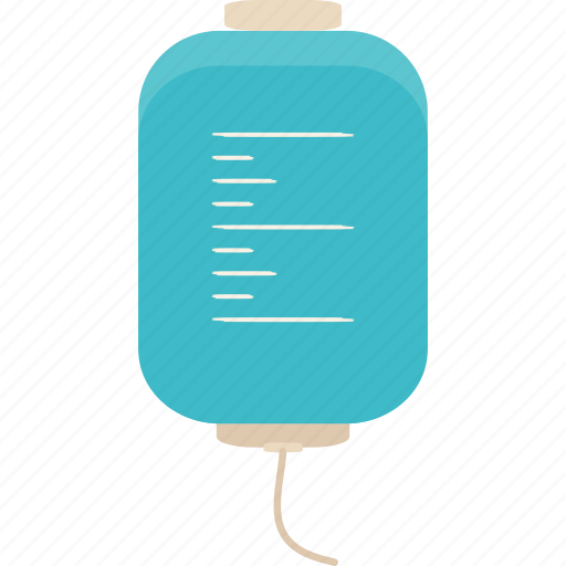 bag, blood, hanging, liquid, medicine, transfusion icon