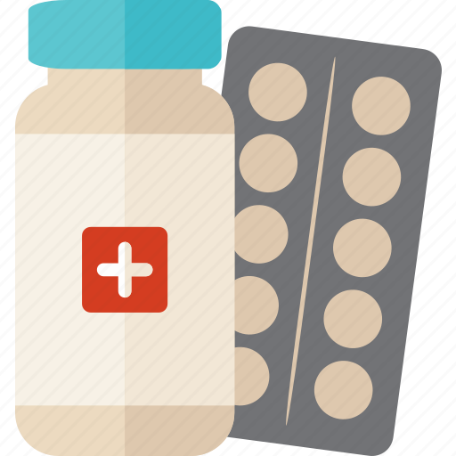 care, clinic, education, hospital, medical, medicines, placebo icon