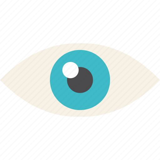 eye, medical, ophthalmology, optical, people, vision icon