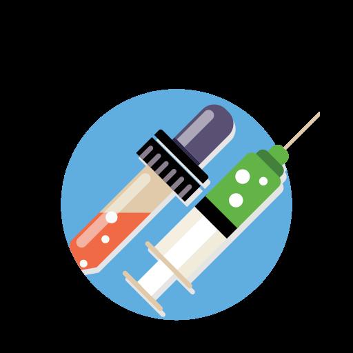 blood, drug, healthcare, medical, medicine, syringe icon