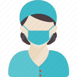 avatar, care, doctor, job, medical, occupation, surgeon icon
