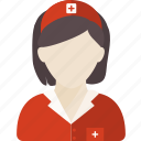 woman, doctor, medical, health, avatar, surgeon, occupation icon
