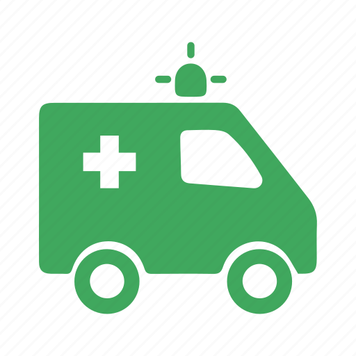ambulance, doctor, emergence, health, healthcare, hospital, medical icon