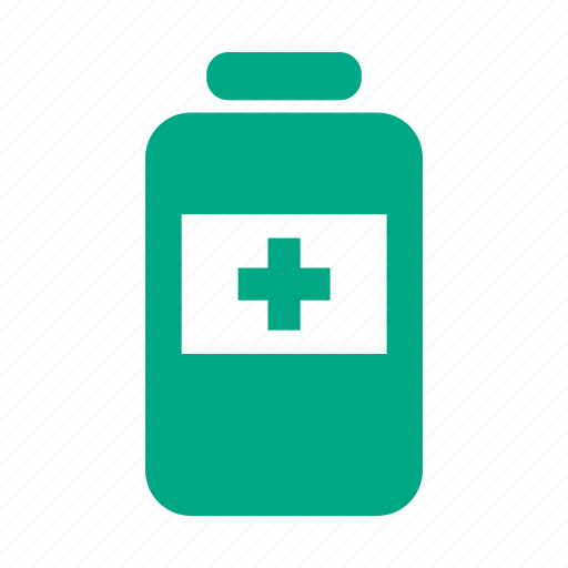 bottle, cure, health, hospital, illness, medicine, pills icon
