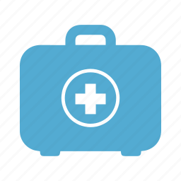 doctor, health, healthcare, hospital, medicine, suitcase, treatment icon