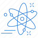 atom, health, medical, nuclear icon