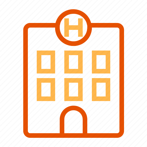 building, care, health, hospital, medic, medical, safe icon