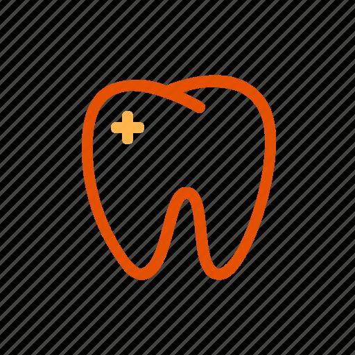 care, health, hospital, medical, teeth icon