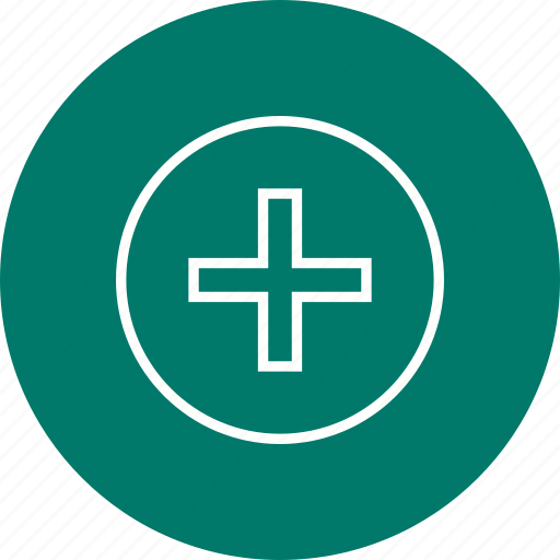 clinic, health, healthcare, hospital, medical, sign, treatment icon