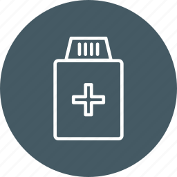drugs, medicine, medicine bottle, pills icon