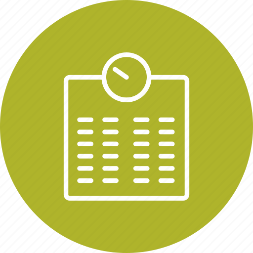 Weighing machine, weighing scale, weight machine icon - Download on Iconfinder