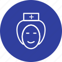 avatar, nurse icon