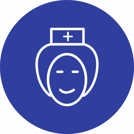 Nurse, avatar, person icon - Download on Iconfinder