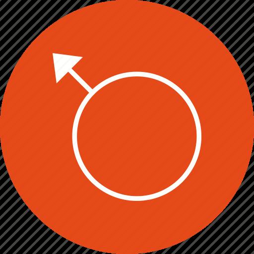 gender, male, sex icon