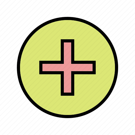 health, healthcare, healthy, hospital, medical, sign, treatment icon