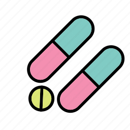 drug, medicines, pharmacy, pills, recovery, treatment icon