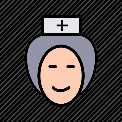 avatar, nurse icon