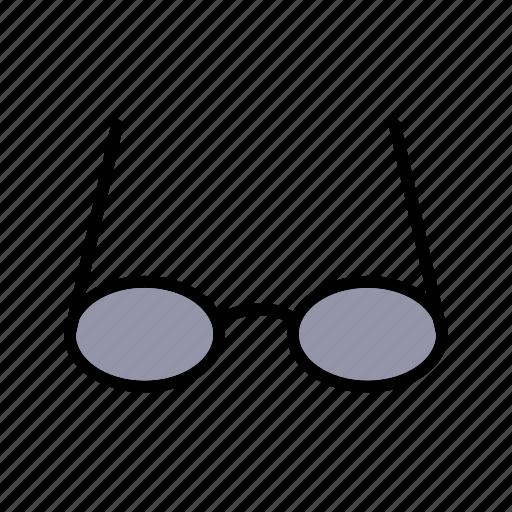 eyeglasses, glasses, shades, spectacles, sunglasses icon
