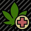 cannabis, health, indica, marijuana, medical, medicine icon