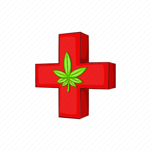 Cannabis, cartoon, leaf, marijuana, medical, medicine, plant icon - Download on Iconfinder