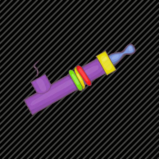 Cartoon, cigarette, e-cigarette, marijuana, outline, smoke icon - Download on Iconfinder