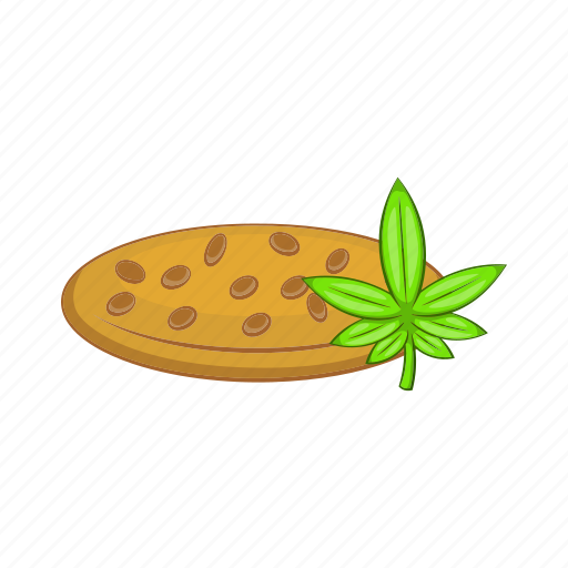 Cartoon, drug, hemp, marijuana, medicine, natural, seed icon - Download on Iconfinder