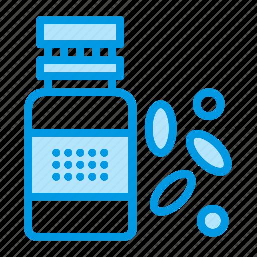 Medical, medicine, pharmacy, pills, vitamins icon - Download on Iconfinder