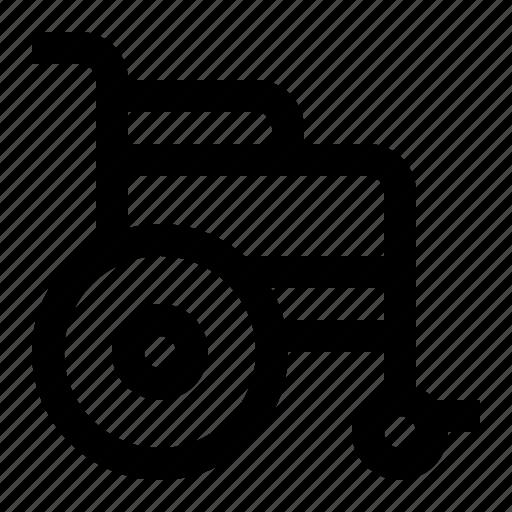 disability, disable, medical, medicine, wheelchair icon